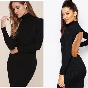 Revolve Backless Dress